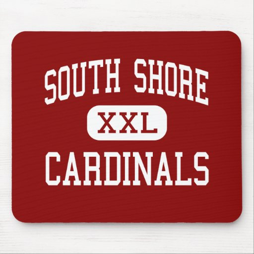 South Shore - Cardinals - High - Port Wing Mouse Pads