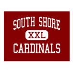 South Shore - Cardinals - High - Port Wing Post Cards