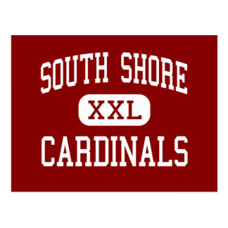 South Shore - Cardinals - High - Port Wing Postcard