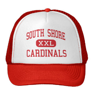 South Shore - Cardinals - High - Port Wing Trucker Hat