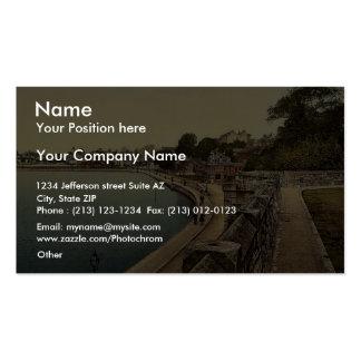 South Shore, Southampton, England rare Photochrom Business Card