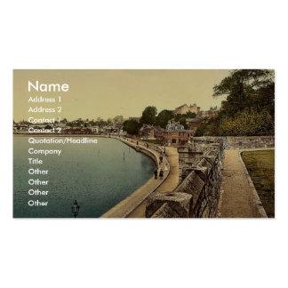 South Shore, Southampton, England rare Photochrom Business Card Templates