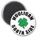 South Side Chicago Hooligan Fridge Magnets