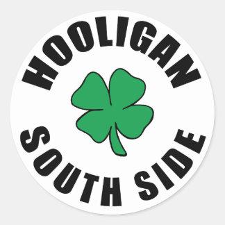 South Side Chicago Hooligan Sticker