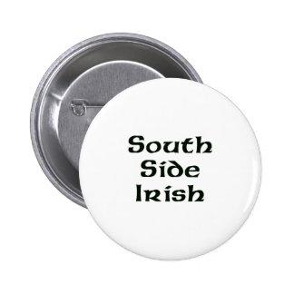 South Side Irish Pinback Buttons