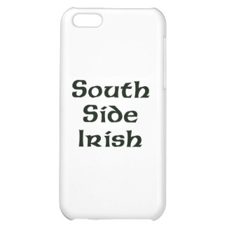 South Side Irish iPhone 5C Covers