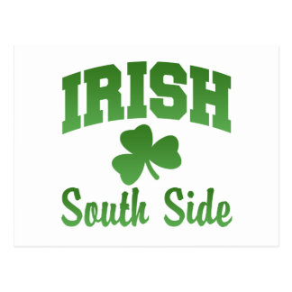 South Side Irish Postcard