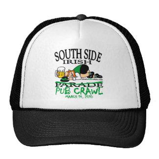 SOUTH SIDE IRISH PUB CRAWL MESH HAT