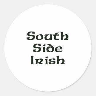 South Side Irish Stickers
