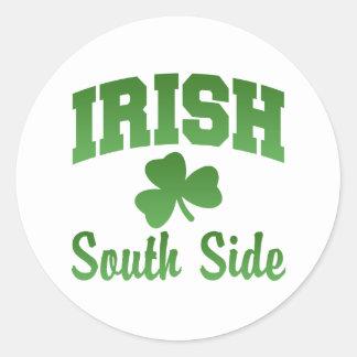 South Side Irish Sticker