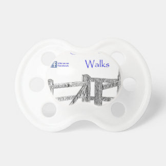 South Somerset Walks Baby Pacifier