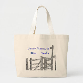 South Somerset Walks Canvas Bags