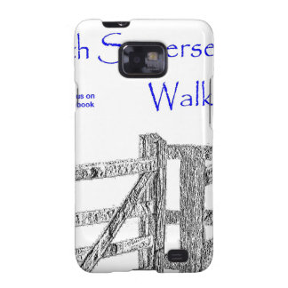 South Somerset Walks Galaxy S2 Cover