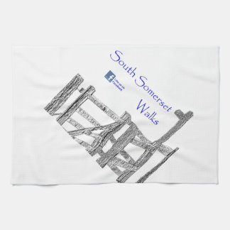 South Somerset Walks Hand Towel