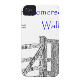 South Somerset Walks iPhone 4 Cover