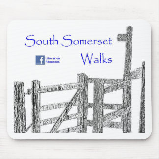 South Somerset Walks Mouse Pad