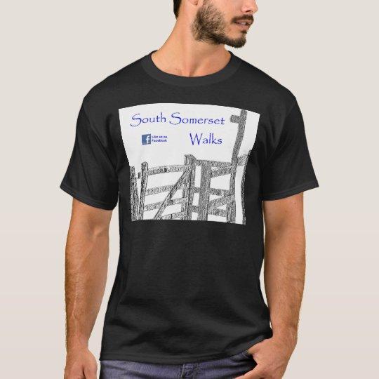South Somerset Walks T-Shirt