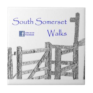 South Somerset Walks Tiles