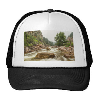 South St Vrain Canyon Boulder County Colorado Trucker Hat