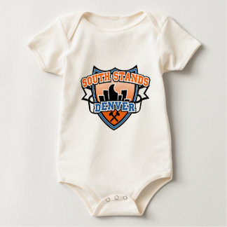 South Stands Denver Fancast Baby Bodysuit