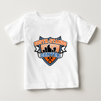 South Stands Denver Fancast Baby T-Shirt