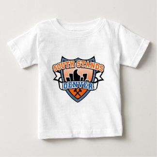 South Stands Denver Fancast Baby T-Shirt