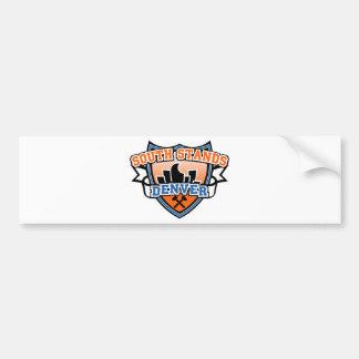 South Stands Denver Fancast Bumper Sticker