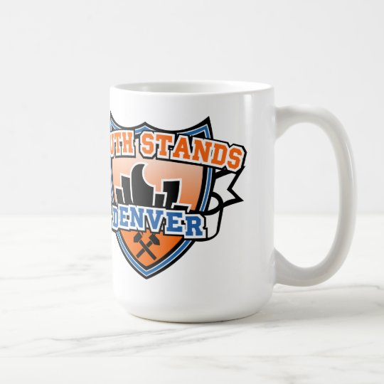 South Stands Denver Fancast Coffee Mug