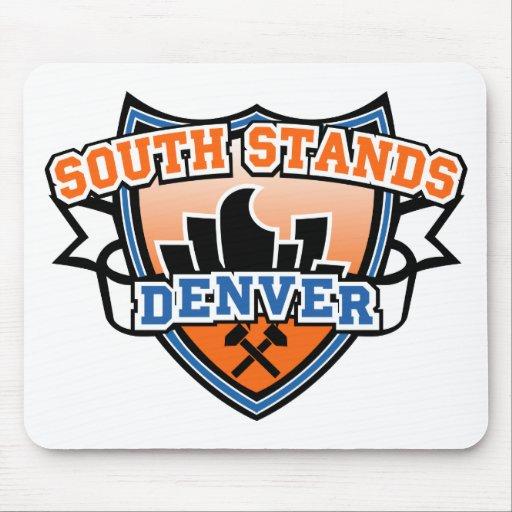 South Stands Denver Fancast Mouse Pad