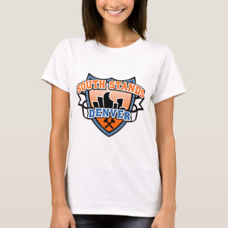South Stands Denver Fancast T-Shirt