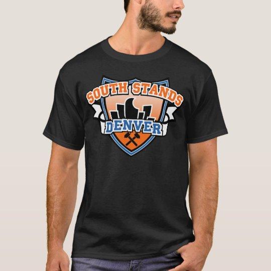 South Stands Denver Fancast T-Shirt