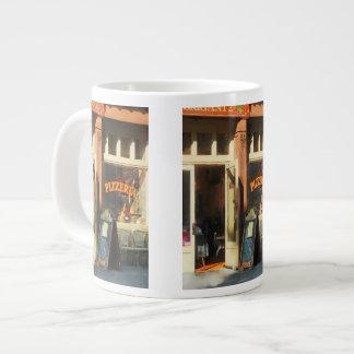 South Street Seaport Pizzeria Giant Coffee Mug