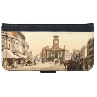 South Street, Worthing, Sussex, England Wallet Phone Case For iPhone 6/6s