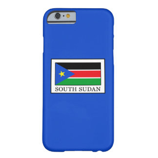 South Sudan Barely There iPhone 6 Case