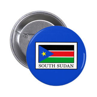 South Sudan Button