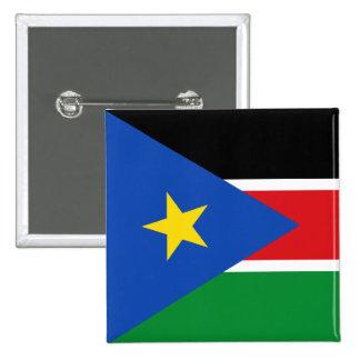 south sudan pinback button