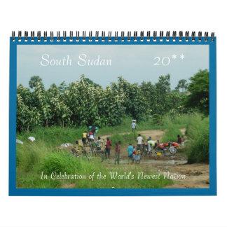 South Sudan Calendar