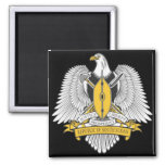 south sudan coat arms magnet