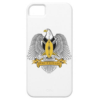 South Sudan Coat of Arms iPhone 5 Covers