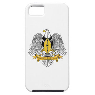 South Sudan Coat of Arms iPhone 5 Case