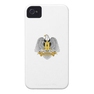 South Sudan Coat of Arms iPhone 4 Cases