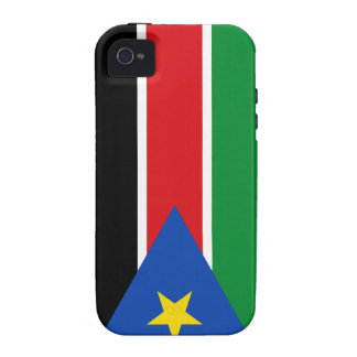South Sudan Flag iPhone 4/4S Cases