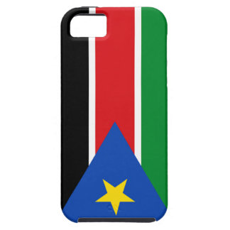 South Sudan Flag iPhone 5 Covers