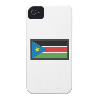 SOUTH SUDAN FLAG iPhone 4 COVER