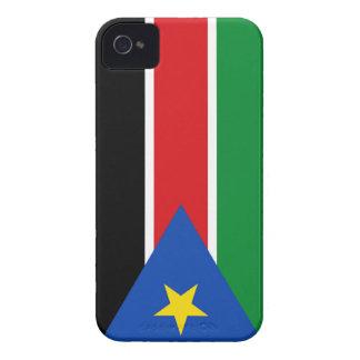 South Sudan Flag iPhone 4 Case-Mate Cases