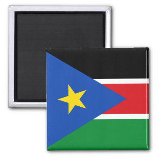 south sudan flag magnets