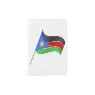 South Sudan Gifts Travel in Style - Passport Holders