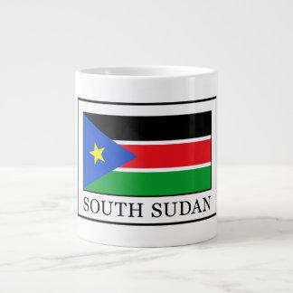 South Sudan Giant Coffee Mug