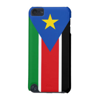 south sudan iPod Touch iPod Touch (5th Generation) Cover