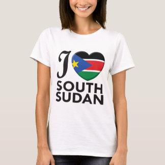 South Sudan Love T-Shirt